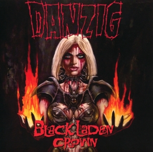 DANZIG - BLACK LADEN CROWN -DIGI-