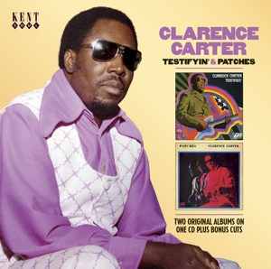 CARTER, CLARENCE - TESTIFYIN' / PATCHES