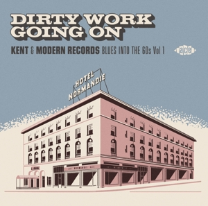 VARIOUS - DIRTY WORK GOING ON