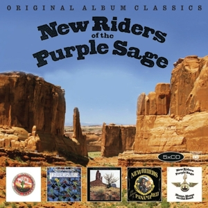 NEW RIDERS OF PURPLE SAGE - ORIGINAL ALBUM CLASSICS
