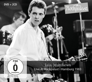 MATTHEWS, IAN - LIVE AT ROCKPALAST -CD+DVD-