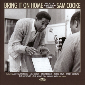 COOKE, SAM.=TRIB= - BLACK AMERICA SINGS SAM COOKE