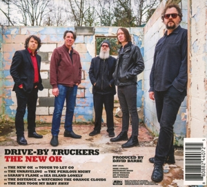 DRIVE-BY TRUCKERS - NEW OK