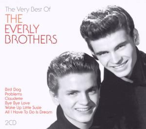 EVERLY BROTHERS - THE VERY BEST OF THE EVERLY BROTHER