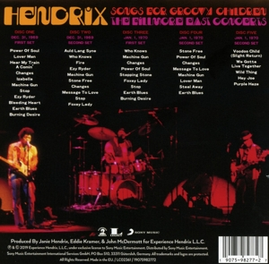 HENDRIX, JIMI - SONGS FOR.. -BOX SET-