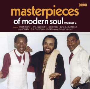 VARIOUS - MASTERPIECES OF MODERN 4