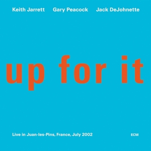 JARRETT, KEITH - UP FOR IT