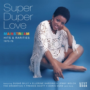 VARIOUS - SUPER DUPER LOVE:..
