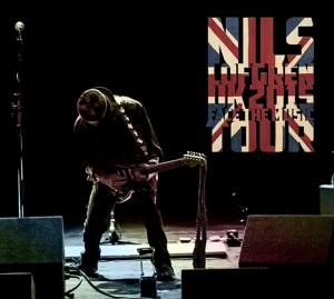 LOFGREN, NILS - UK2015 FACE THE MUSIC TOUR