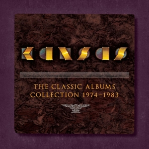 KANSAS - COMPLETE ALBUMS COLLECTION