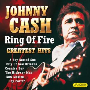 CASH, JOHNNY - RING OF FIRE - GREATEST HITS