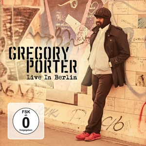 PORTER, GREGORY - LIVE IN BERLIN