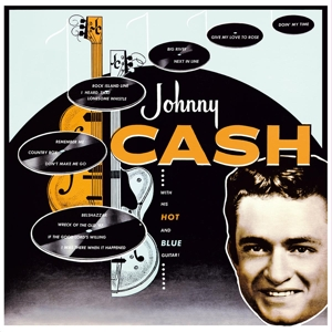 CASH, JOHNNY - WITH HIS HOT & BLUE GUITA