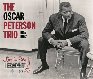 PETERSON, OSCAR - LIVE IN PARIS 1957-62