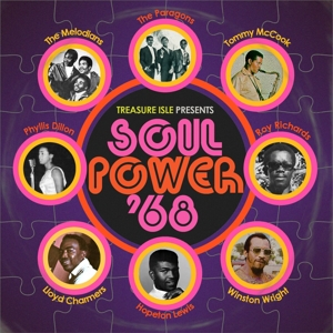 VARIOUS - SOUL POWER '68