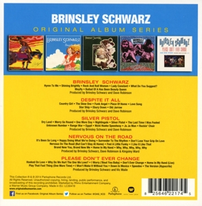 SCHWARZ, BRINSLEY - ORIGINAL ALBUM SERIES