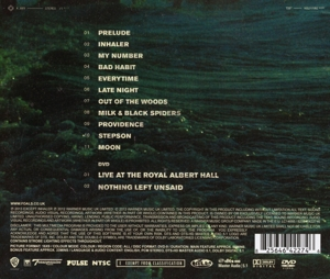 FOALS - HOLY FIRE -CD+DVD/DELUXE-