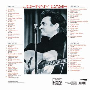 CASH, JOHNNY - GREATEST HITS AND..