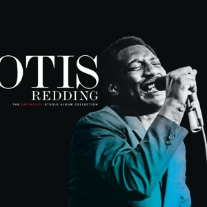 REDDING, OTIS - DEFINITIVE STUDIO ALBUMS COLLECTION