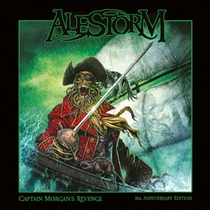 ALESTORM - CAPTAIN MORGANS REVENGE - 10TH ANNI