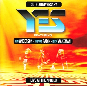 YES - LIVE AT THE APOLLO