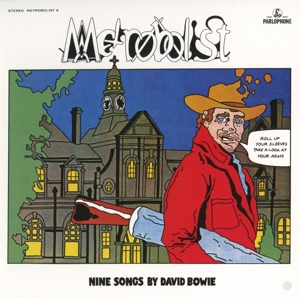 BOWIE, DAVID - METROBOLIST (AKA THE MAN WHO SOLD THE WORLD) -DIGI-