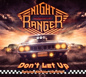 NIGHT RANGER - DONT LET UP
