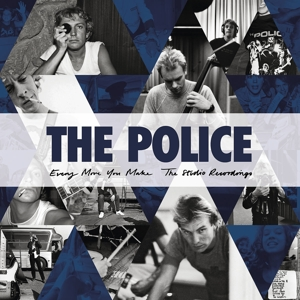 POLICE - EVERY MOVE YOU MAKE  THE STUDIO REC