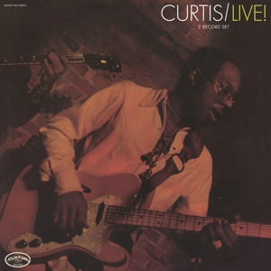MAYFIELD, CURTIS - CURTIS/LIVE! + 2