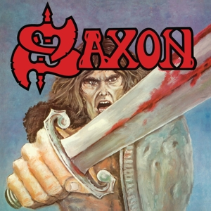 SAXON - SAXON -COLOURED-