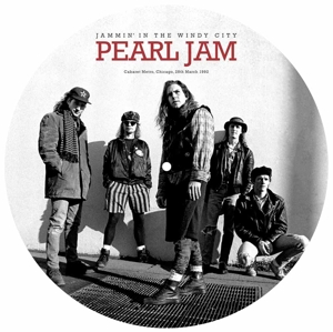 PEARL JAM - JAMMIN IN THE.. -PD-