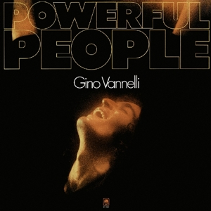 VANNELLI, GINO - POWERFUL PEOPLE -COLOUREDPEOPLE / TRANSLUCENT ORANGE