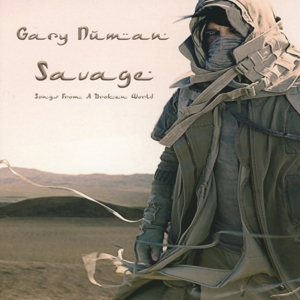 NUMAN, GARY - SAVAGE (SONGS.. -DELUXE-