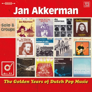 AKKERMAN, JAN - GOLDEN YEARS OF DUTCH POP MUSIC