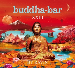 VARIOUS - BUDDHA BAR XXIII BY RAVIN