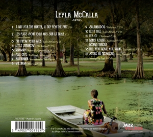 LEYLA MCCALLA - A DAY FOR THE HUNTER (SPECIAL ED)