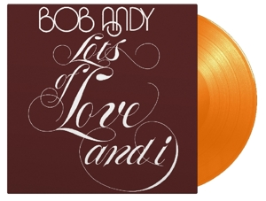 ANDY, BOB - LOTS OF LOVE AND I -CLRD-