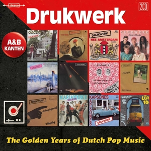 DRUKWERK - GOLDEN YEARS OF DUTCH POP MUSIC