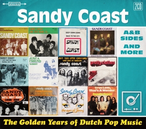 SANDY COAST - GOLDEN YEARS OF DUTCH MUSIC