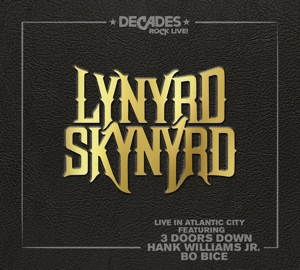LYNYRD SKYNYRD - LIVE IN ATLANTIC CITY -CD+DVD-