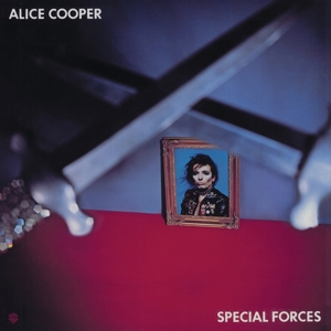COOPER, ALICE - SPECIAL FORCES -REISSUE-