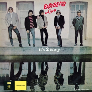 EASYBEATS - IT'S 2 EASY -COLOURED/HQ-
