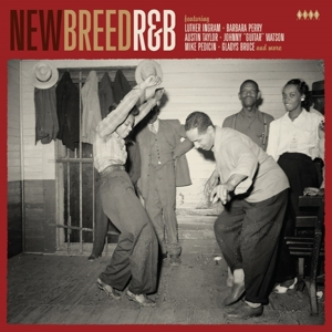 VARIOUS - NEW BREED R&B