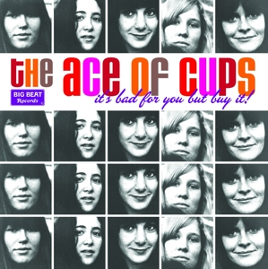 ACE OF CUPS - IT'S BAD FOR YOU BUT BUY IT!