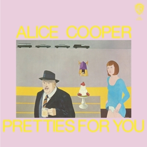 COOPER, ALICE - PRETTIES FOR YOU-REISSUE-