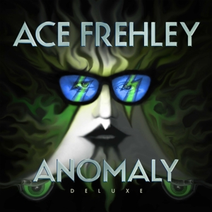 FREHLEY, ACE - ANOMALY -DELUXE/PD-