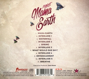 PROJECT MAMA EARTH - MAMA EARTH -DIGI-