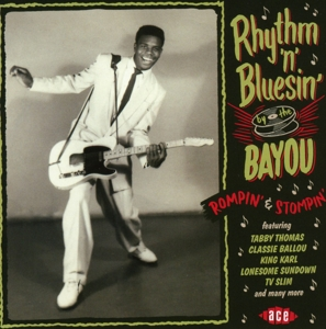 VARIOUS - RHYTHM 'N' BLUESIN' BY..