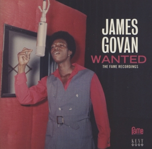 GOVAN, JAMES - WANTED