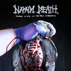 NAPALM DEATH - THROES OF JOY IN THE JAWS OF DEFEATISM -LTD-